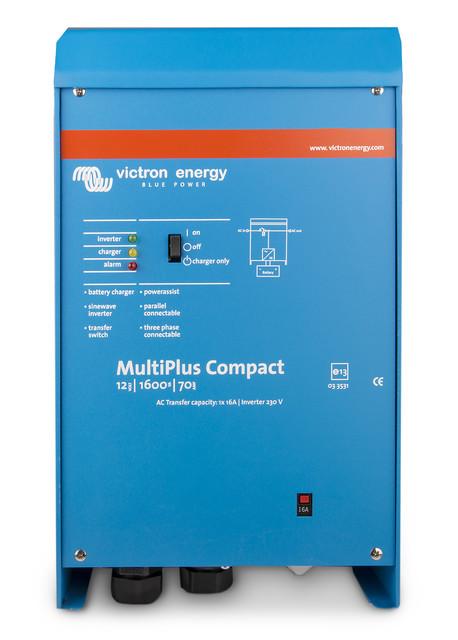 MultiPlus Inverter 12//3000//120-16